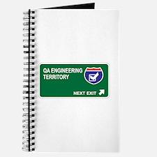 QA Engineering Territory Journal
