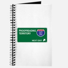 Proofreading Territory Journal