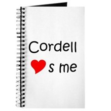 Cool Cordell Journal