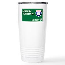 Pottery Territory Travel Mug