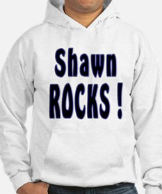 Shawn Rocks ! Jumper Hoody