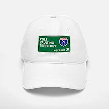 Pole, Vaulting Territory Baseball Baseball Cap