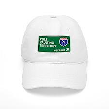 Pole, Vaulting Territory Baseball Cap