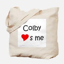 Unique Colby Tote Bag