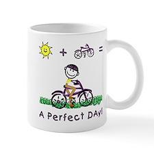 Sun + Bike Mug