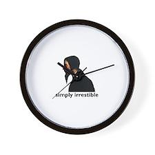 Cute Calvinist Wall Clock