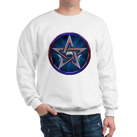 Lunar Goddes Pentagram Sweatshirt