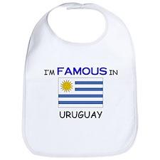 I'd Famous In URUGUAY Bib