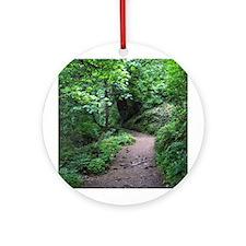 Path Ornament (Round)