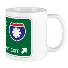 Paramedic, Work Territory Mug