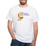 Writer Mama White T-Shirt
