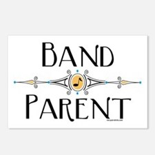 Band Parent Postcards (Package of 8)