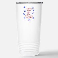 Unique Teach junior high Travel Mug