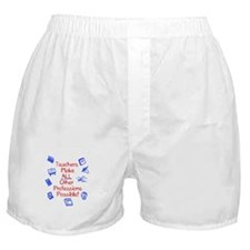 Funny Middle school Boxer Shorts