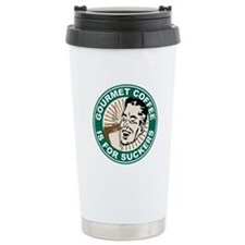 Gourmet Coffee Travel Mug