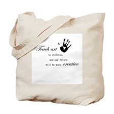 teachart1 Tote Bag