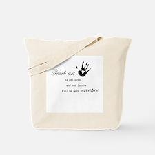 teachart1 Tote Bag
