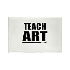 teachart2 Rectangle Magnet