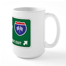NASCAR Territory Mug