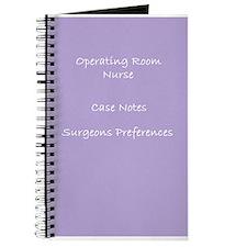 Operating Room Nurses 2 Journal