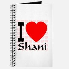 I (Heart) Shani Journal