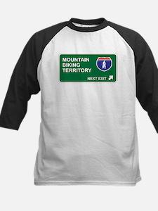 Mountain, Biking Territory Tee