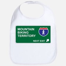 Mountain, Biking Territory Bib