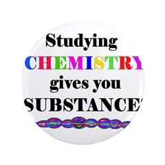 STUDYING CHEMISTRY gives you 3.5