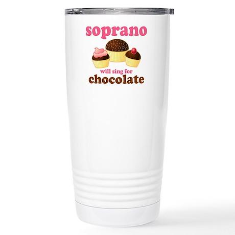 Soprano Travel Mug