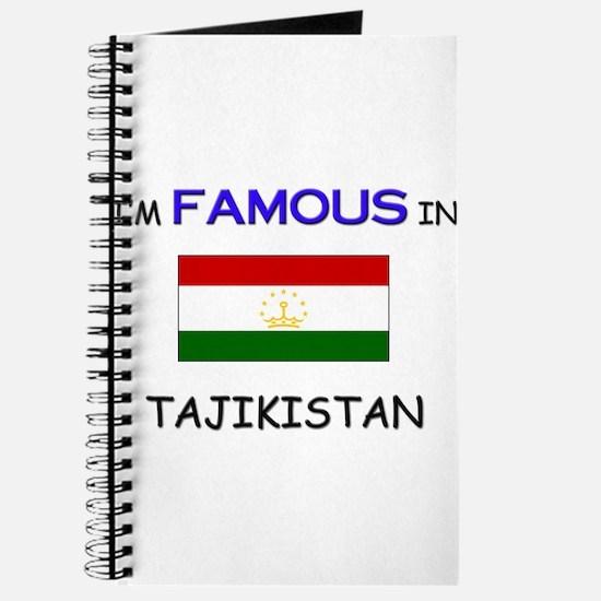 I'd Famous In TAJIKISTAN Journal
