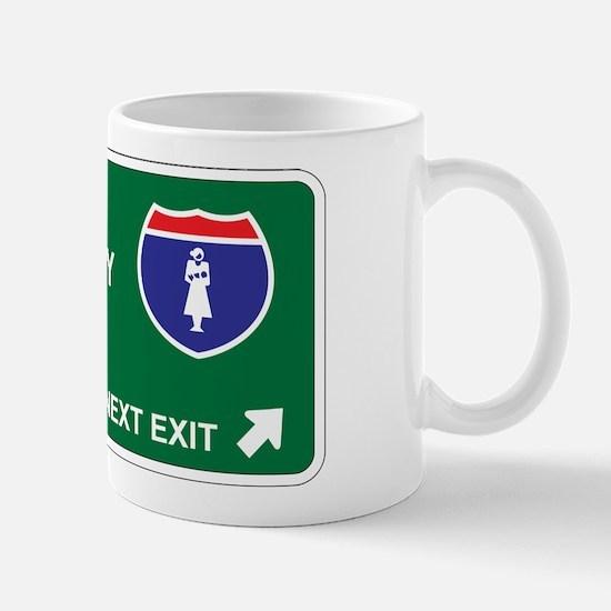 Midwife Territory Mug