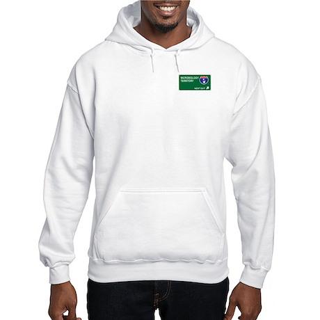 Microbiology Territory Hooded Sweatshirt