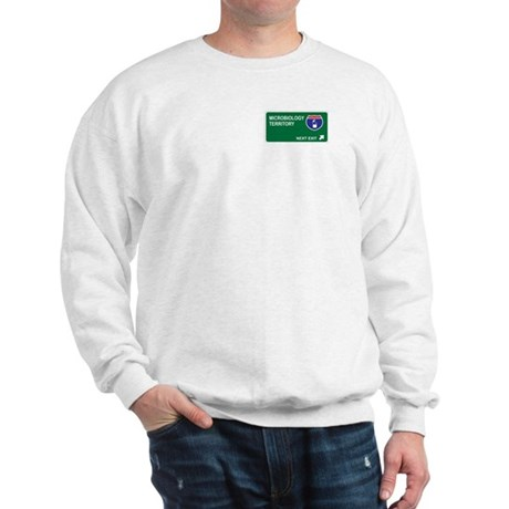 Microbiology Territory Sweatshirt
