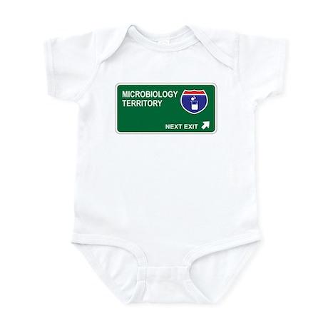 Microbiology Territory Infant Bodysuit