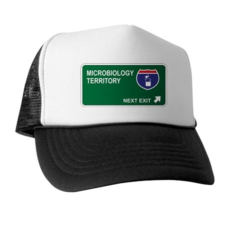 Microbiology Territory Trucker Hat