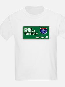 Meter, Reading Territory T-Shirt