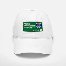 Medical, Transcription Territory Baseball Baseball Cap