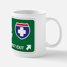 Medical, Assisting Territory Mug