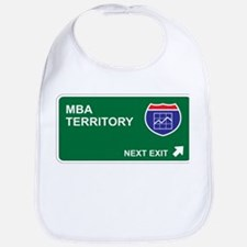 MBA Territory Bib