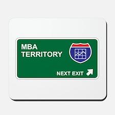 MBA Territory Mousepad