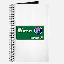 MBA Territory Journal