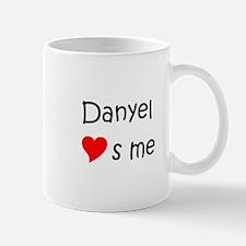 Funny Danyel Mug