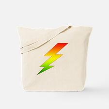 Jamaican Bolt Tote Bag