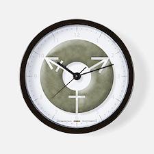 TransG Ring Wall Clock