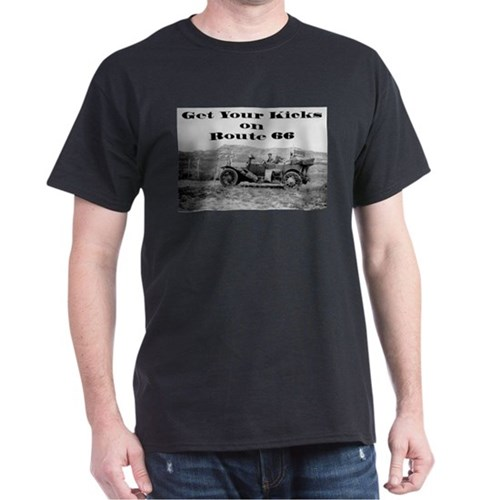 Get Your Kicks 66 T-Shirt
