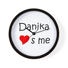 Danika Wall Clock