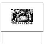 Old Las Vegas Nevada Yard Sign