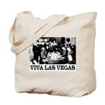 Old Las Vegas Nevada Tote Bag