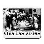 Old Las Vegas Nevada Mousepad