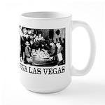 Old Las Vegas Nevada Large Mug